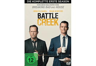 Battle Creek - Staffel 1 - (DVD)