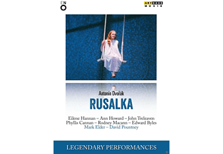 Eilene Hannan, Ann Howard, John Treleaven, Phyllis Cannan, Rodney Macann, Edward Byles, Orchestra And Chors Of The English National Opera - Rusalka - (DVD)