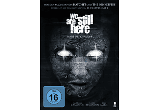 We Are Still Here - (DVD)