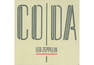 Led Zeppelin - Coda (Reissue) - (LP + Bonus-CD)