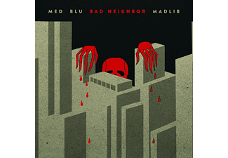 Med, Blu, Madlib, VARIOUS - Bad Neighbor - (CD)