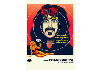 Frank Zappa & The Mothers Of Invention - Roxy - The Movie (DVD)