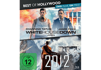 White House Down 2012 2 Movie Collectors Pack 90 Blu Ray