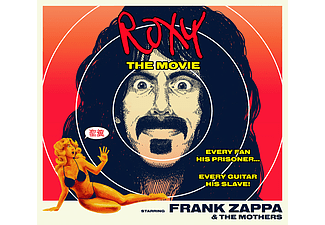 Frank Zappa & The Mothers Of Invention - Roxy - The Movie (CD + DVD)
