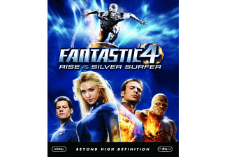 Fantastic Four -  Rise of the Silver Surfer Blu-ray