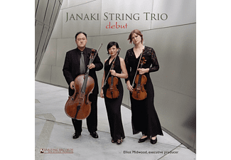 Janaki String Trio - Debut - (Vinyl)