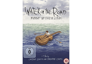 Eddie Vedder - Water On The Road - (DVD)