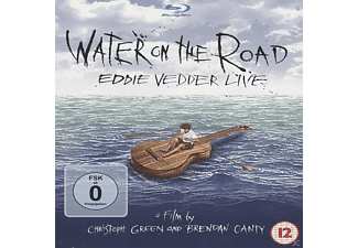 Eddie Vedder - Water On The Road - (Blu-ray)