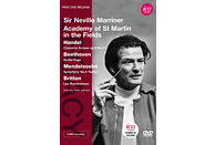 Academy of St. Martin in the Fields, Anthony Rolfe-johnson - Concerto Grosso / Große Fuge / Symphony No. 4 / Les Illuminations [DVD]