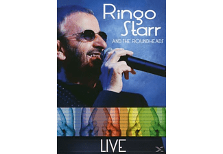 Ringo Starr, The Roundheads - Ringo Starr And The Roundheads - Live - (DVD)