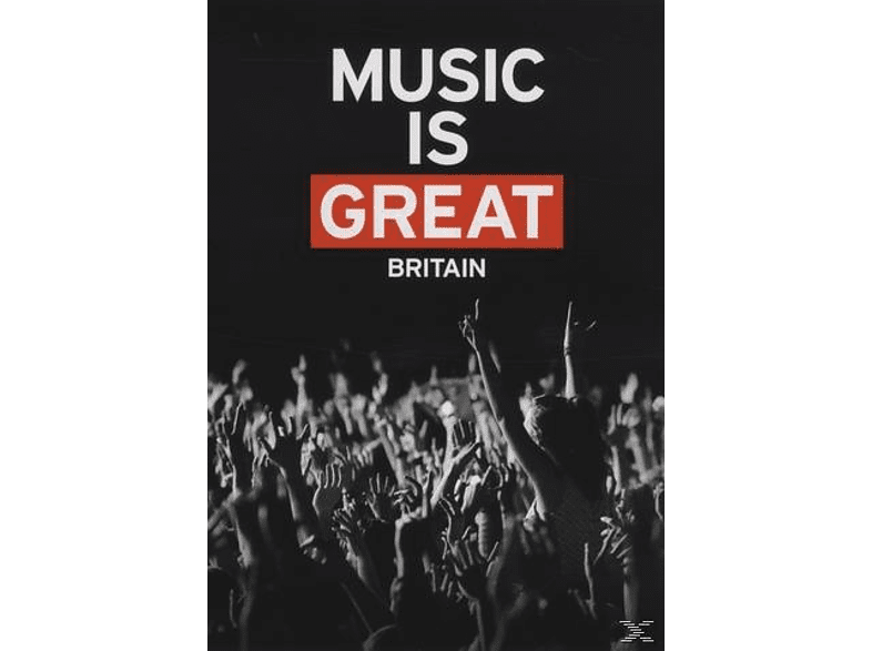 VARIOUS - Music Is Great Britain [DVD]