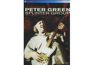 Peter Splinter Group Green - An Evening With Peter Green [DVD]