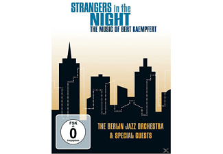The Berlin Jazz Orchestra & Special Guests - Strangers In Night -The Music Of Bert Kämpfert - (DVD)