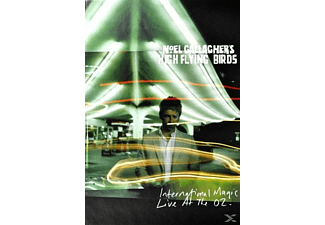 Noel Gallagher's High Flying Birds - Noel Gallagher's High Flying Birds - International Magic Live At The O2 (Deluxe Edition) - (DVD + CD)