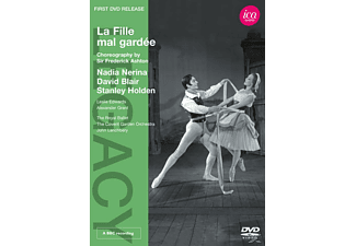 Nadia Nerina, David Blair, Stanley Holden, The Covent Garden Orchestra - La Fille Mal Gardée [DVD]