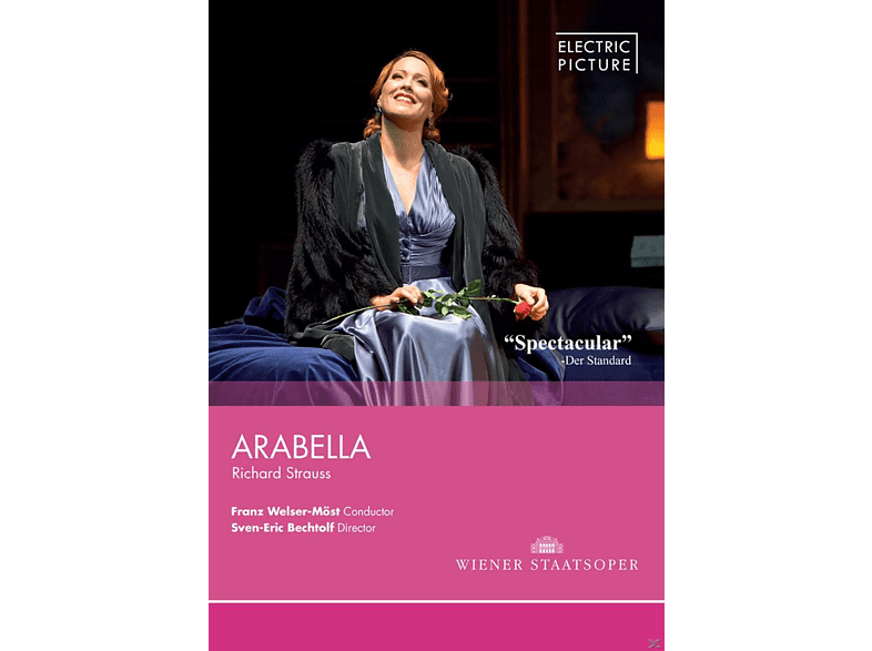 VARIOUS - Arabella [DVD]