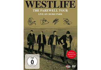 Westlife - Westlife: The Farewell Tour - Live At Croke Park - (Blu-ray Audio)