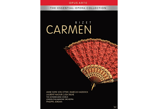 Anne Sofie Von Otter, Marcus Haddock, Laurent Naouri, Lisa Milne, Jonathan Best, Anthony Wise, The London Philharmonic Orchestra - Carmen - (DVD)