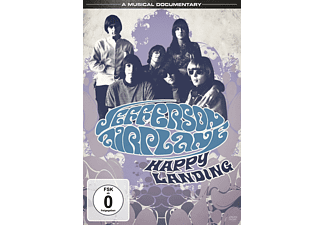 Jefferson Airplane - Happy Landing [DVD]