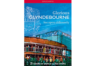 VARIOUS, Various Orchestras - Glorious Glyndebourne - See Opera Differently [DVD]