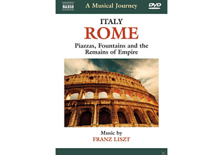 Slovak Radio Symphony Orchestra - Italy - Rome (Piazzas, Fountains And The Remains Of Empire) - (DVD)
