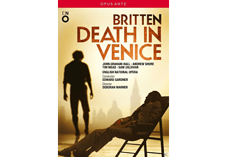 VARIOUS, English National Opera Orchestra, Chorus of the English National Opera - Death In Venice - (DVD)