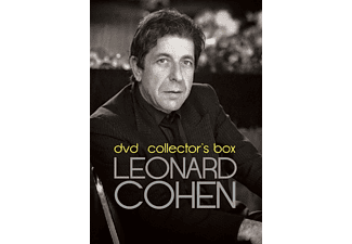 - DVD Collector's Box: Leonard Cohen - (DVD)