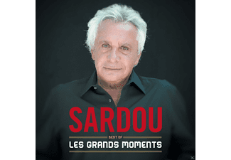 Michel Sardou - Les Grands Moments - Best Of Sardou CD