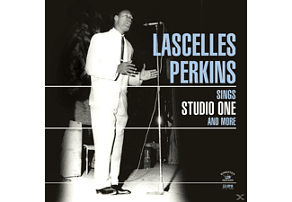 Lascelles Perkins - Sing Studio One And More - (Vinyl)