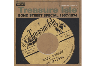 VARIOUS - Treasure Isle:Bond Street Special 1967-1974 - (Vinyl)