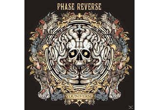 Phase Reverse - Phase Iii: Youniverse [CD]