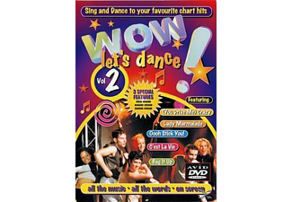 Karaoke - Wow! Let's Dance Vol.2 - (CD)