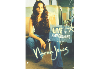 Norah Jones - Live In New Orleans - (DVD)