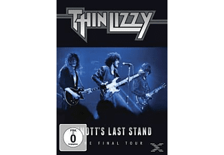 Thin Lizzy - Lynott's Last Stand-The Final Tour - (DVD)