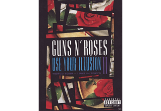 Guns N' Roses - Use Your Illusion Ii - (DVD)