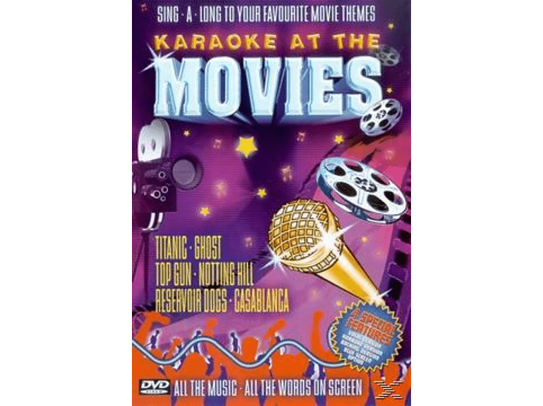 - Karaoke At The Movies [DVD]