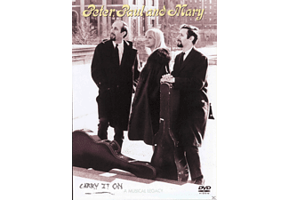 Paul And Mary Peter - Carry It On: A Musical Legacy [DVD]
