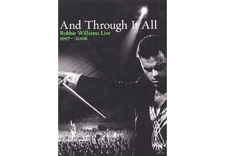Robbie Williams - And Through It All - Live 1997-2006 - (DVD)