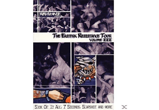 VARIOUS - The Eastpak Resistance Tour Vol.3 - (DVD)