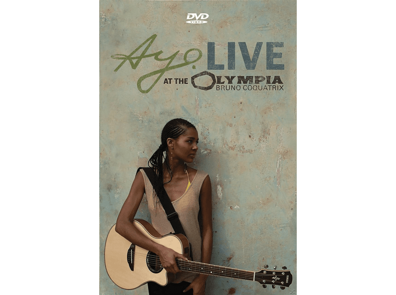 Ayo - Live At The Olympia [DVD]