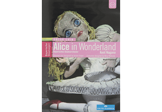 Piia Komsi, Bayrisches Staatsorchester - Unsuk Chin - Alice In Wonderland - (DVD)