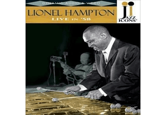 Lionel Hampton - Live In '58 - (DVD)