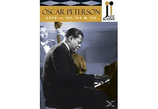 Oscar Peterson - Oscar Peterson - Live In '63, '64 & '65 [DVD]