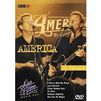 America - In Concert - Ohne Filter [DVD]