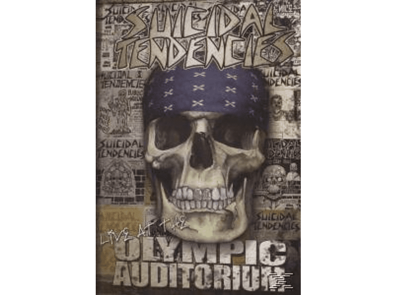 Suicidal Tendencies - Suicidal Tendencies - Live At The Olympic Auditorium [DVD]