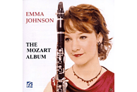 Emma Johnson - The Mozart Album [CD]