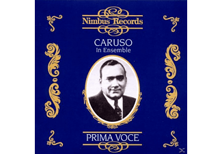 Enrico Caruso, VARIOUS, Scotti, Gadski, Journet - Caruso In Ensemble - (CD)