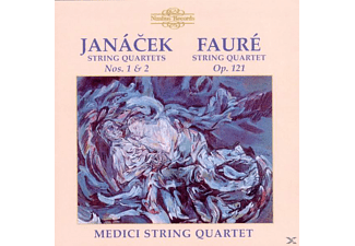 The Medici String Quartet - Faure String Quartets - (CD)