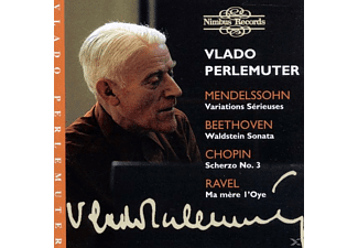 Vlado Perlemuter - Perlemuter Plays Beethoven/+ - (CD)