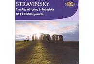 Rex Lawson - The Rite Of Spring & Petrushka [CD]